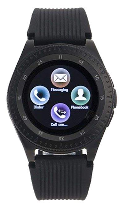 خرید ساعت هوشمند همراه بند سیلیکونی یدکی SMART WATCH WITH SPARE STARP Z4