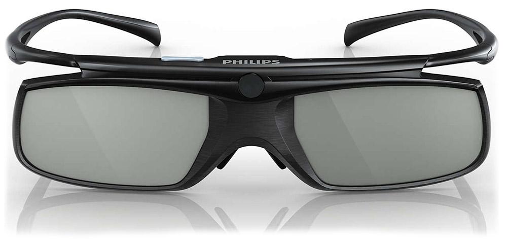 خرید عینک سه بعدی اکتیو فیلیپس