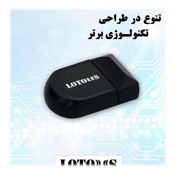 قیمت فلش مموری لوتوس ظرفیت 64 گیگابایت L808 Lotous
