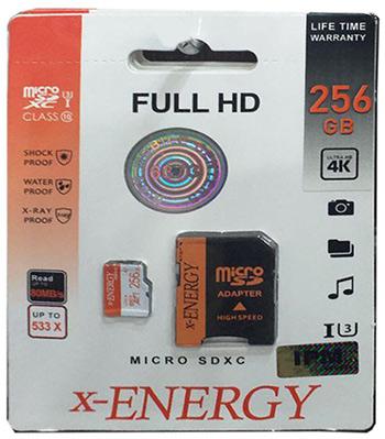 256GB x-ENERGY