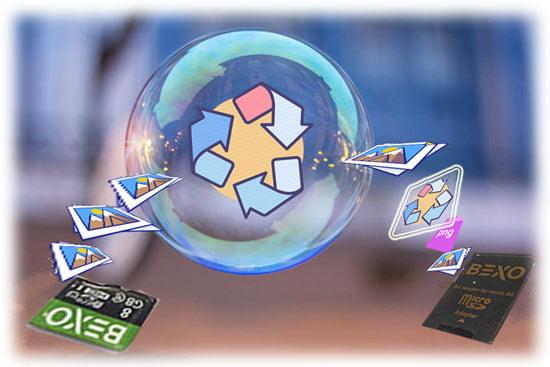 کارت حافظه بیکسو میکرو اس دی 8 گیگابایت