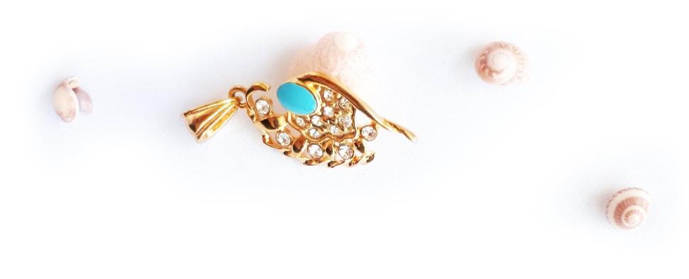 طراحی گردنبند طلایی