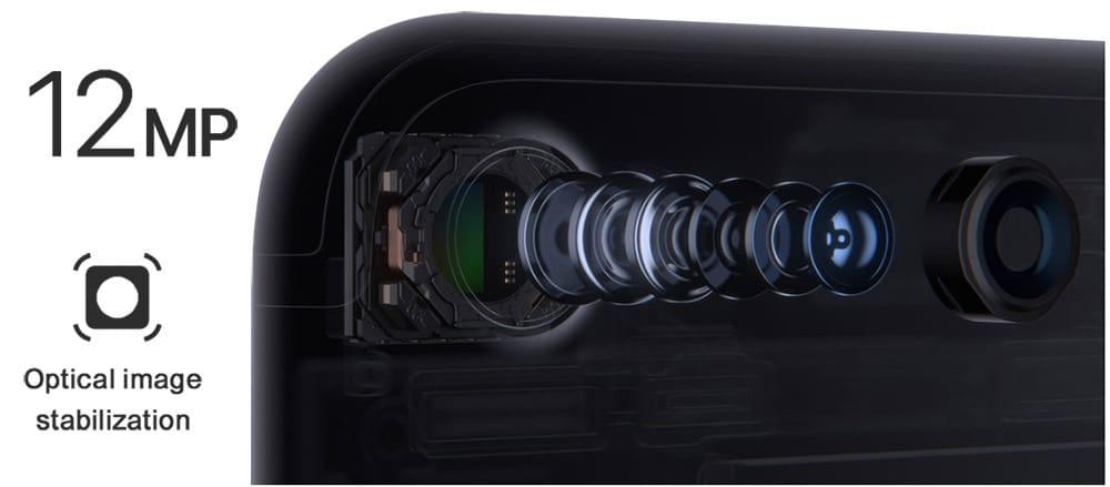 دوربین ایفون 7