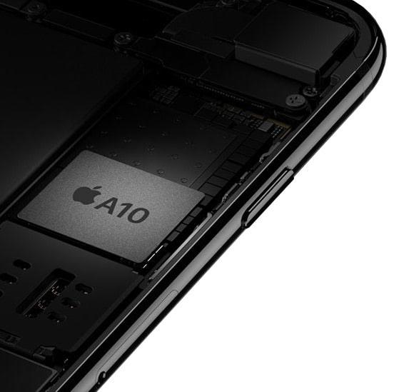 پردازنده ی ایفون 7