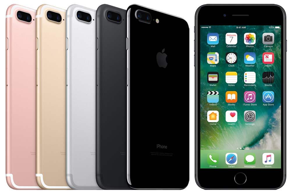 قیمت گوشی موبایل اپل آیفون 7 پلاس