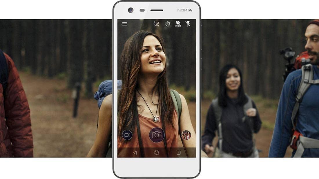 دوربین گوشی موبایل nokia 2