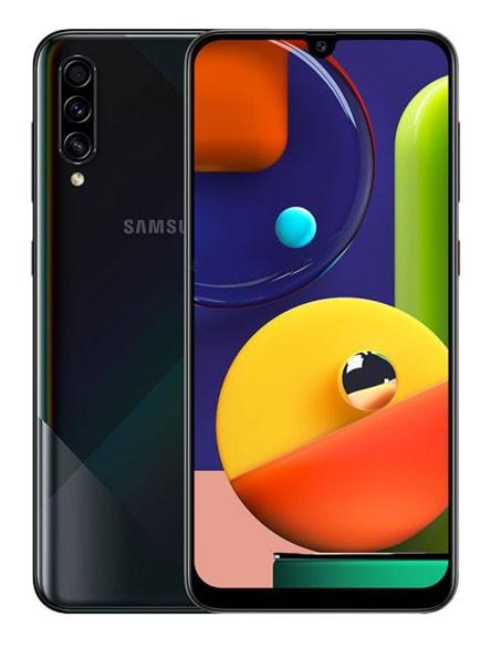 طراحی گوشی سامسونگ A50s