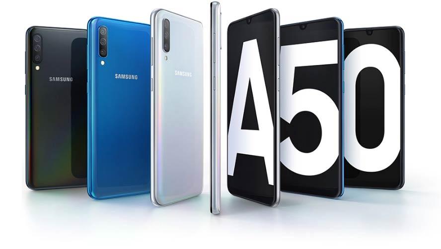 گوشی موبایل سامسونگ Galaxy A50