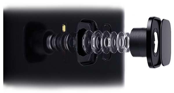 دوربین اصلی گوشی سامسونگ گلکسی اس 8 پلاس