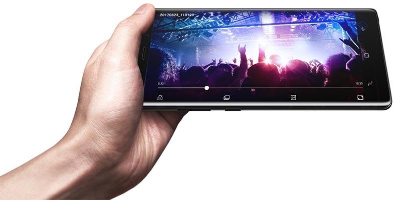 کیفیت صفحه نمایش GALAXY NOTE 8 N950FD