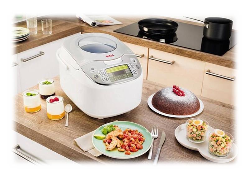 قیمت پلوپز تفال 10 نفره مدل  TEFAL RK8121 Electric Rice Cooker