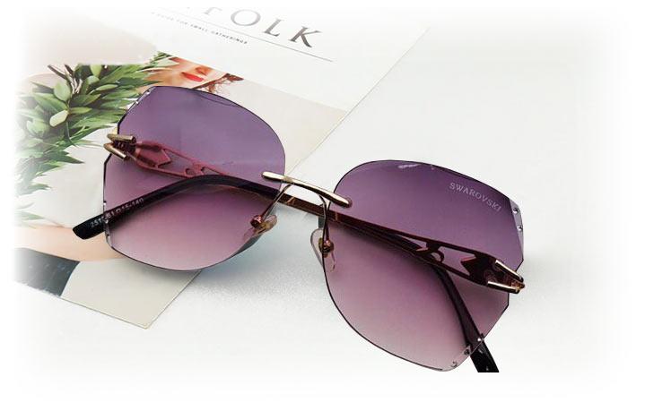 خرید عینک آفتابی سواروسکی