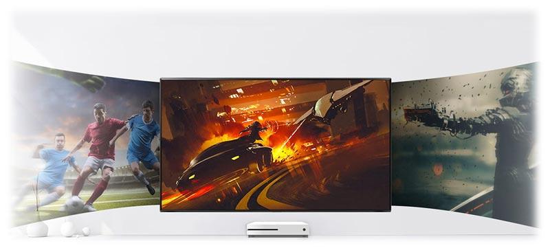 لیست قیمت تلویزیون هوشمند ال جی مدل LG 43LK60300GI