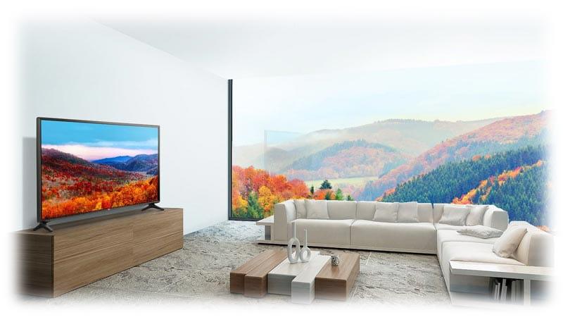 خرید تلویزیون هوشمند ال جی مدل LG TV SMART Full HD 43LK60300GI