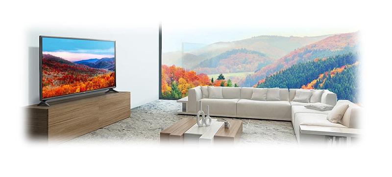 طراحی تلویزیون ال جی 49LK63000GI