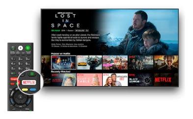 تلویزیون هوشمند سونی 55X8000G