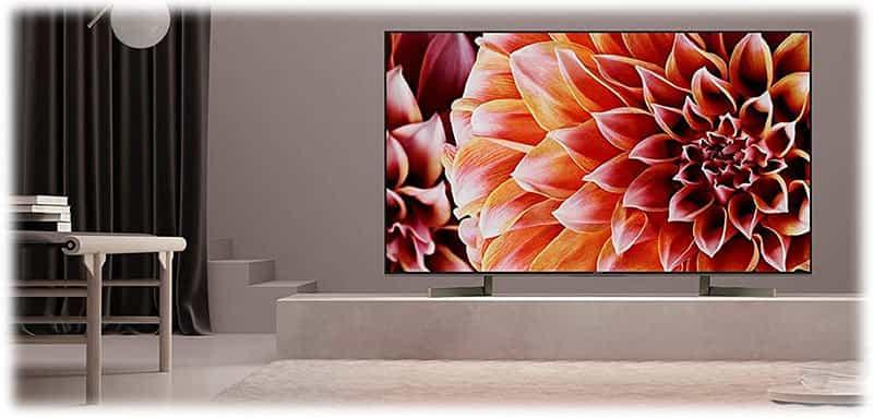 تلویزیون سونی 75X9000F
