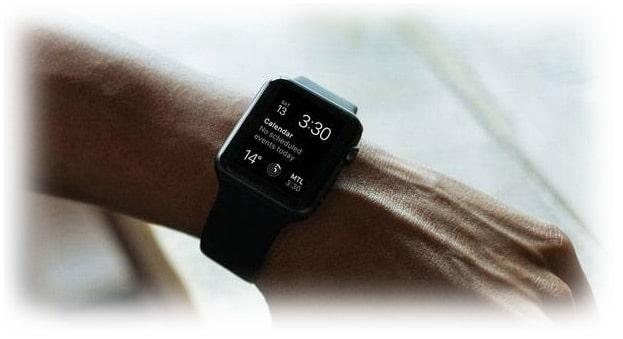 طراحی ساعت هوشمند اپل واچ