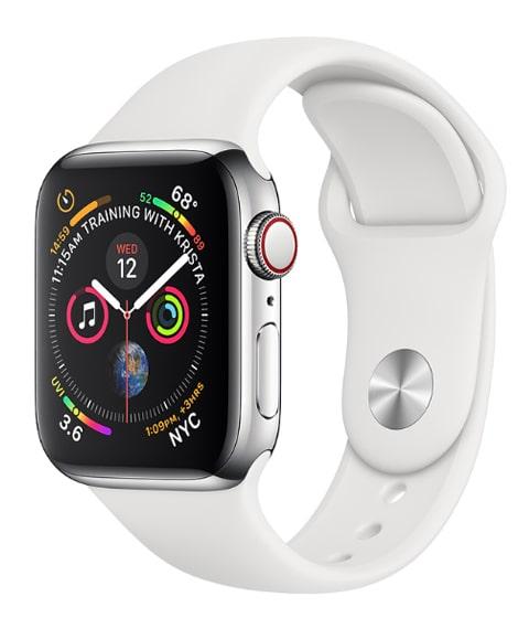 ساعت هوشمند اپل واچ 40 میلی متری سری 4